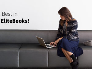 Bring out the Best in You with HP EliteBooks!