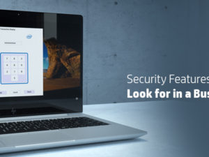 Security Features You Should Look for in a Business Laptop