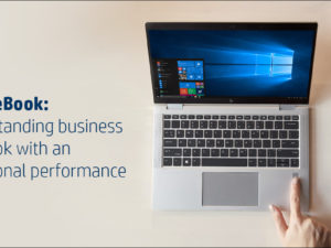 HP EliteBook: An outstanding business notebook with an exceptional performance